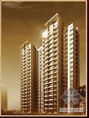 北京某住宅工程投标施工组织设计