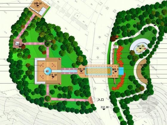 [重庆]公共空间环境设计方案
