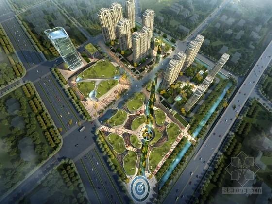 [江苏]超高层城市综合体规划及单体设计方案文本(知名地产)