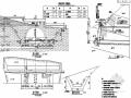 [湖北]国道双洞四车道隧道工程施工图38张(新奥法 复合式衬砌)