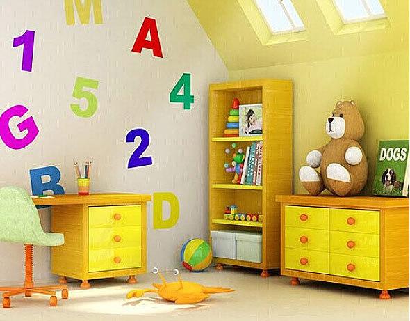 儿童房装修五个绝妙收纳小技巧和5S原则
