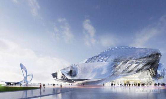 [辽宁]钢结构国际会议中心工程屋盖管桁架施工方案(优秀方案申报)