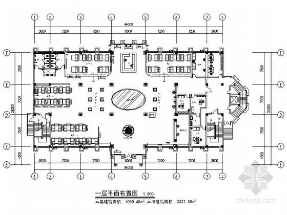 [四川]古典欧式售楼处室内装修图(含效果)