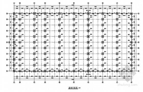 河北钢结构厂房结构设计图