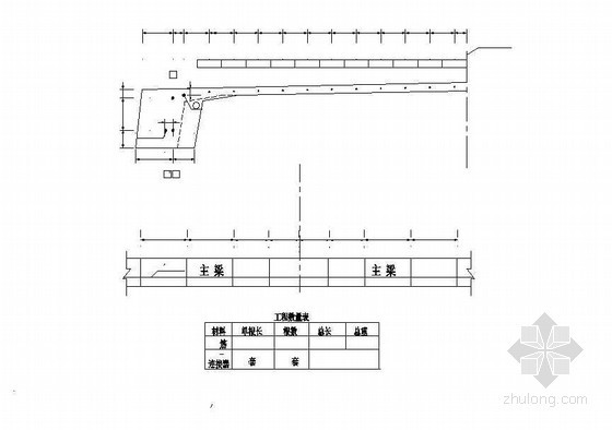 双塔双索面预应力斜拉桥主桥上部全套设计图纸