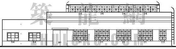 某空压站建筑施工图