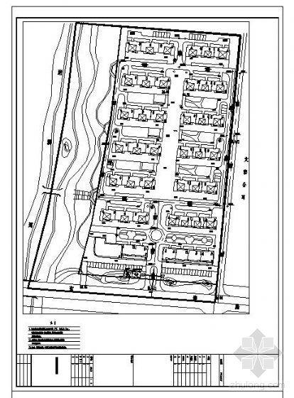 某小区室外热力网工程施工图设计