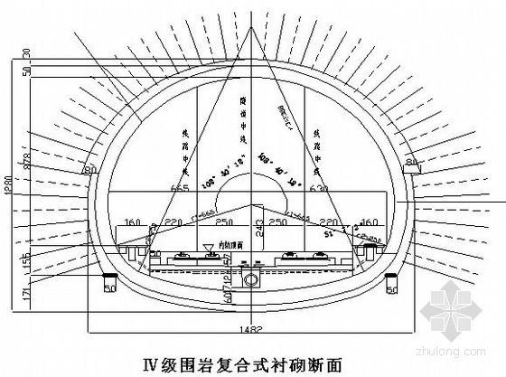 [ppt]客运专线工程隧道实施性施工组织设计汇报(河南 中铁)