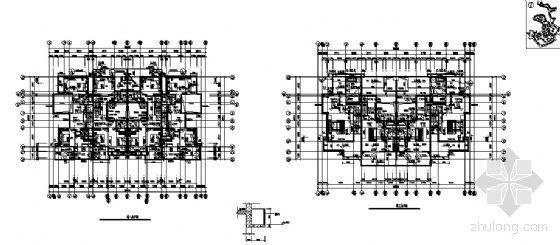丹堤A区24、26、27号楼建筑施工图-3