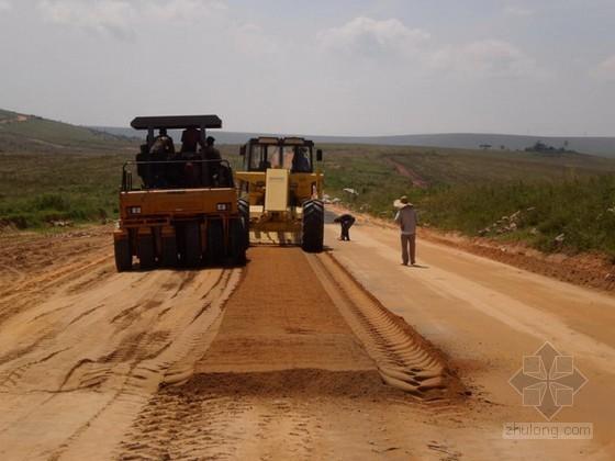公路工程路基施工技术交底