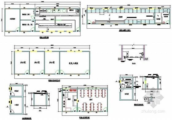 [中建]酒店工程施工现场临建平面布置图