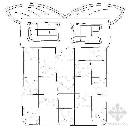 床平面CAD图块9
