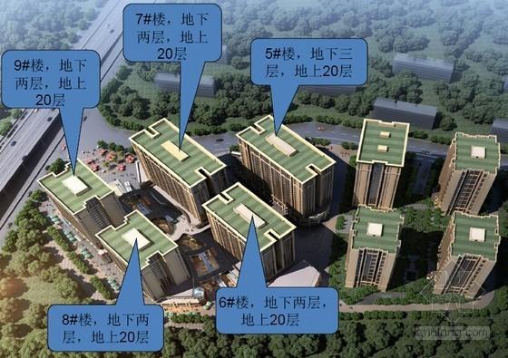 [四川]框剪结构住宅楼工程绿色施工创优汇报(85页 附图较多)