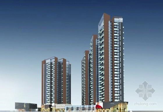 [广东]高层住宅楼施工总承包工程样板引路施工方案