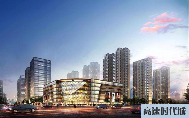 [安徽]高速时代城10套建筑给排水及消防设计施工图