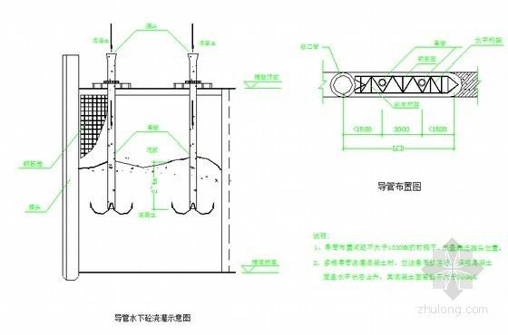 液压抓斗成槽地下连续墙专项施工方案