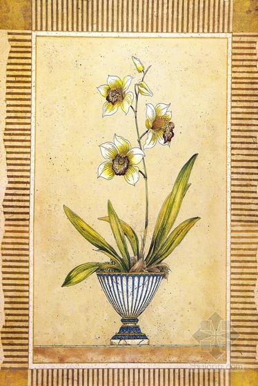 植物花卉装饰画