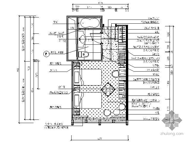 酒店包房设计方案图