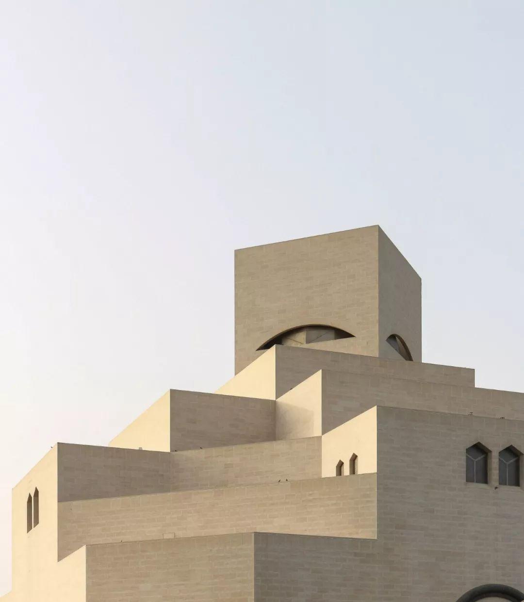 致敬贝聿铭:世界上最会用「三角形」的建筑大师_83