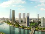 [合集][天津]滨海生态城市综合体商住景观规划设计方案(3套方案文本)