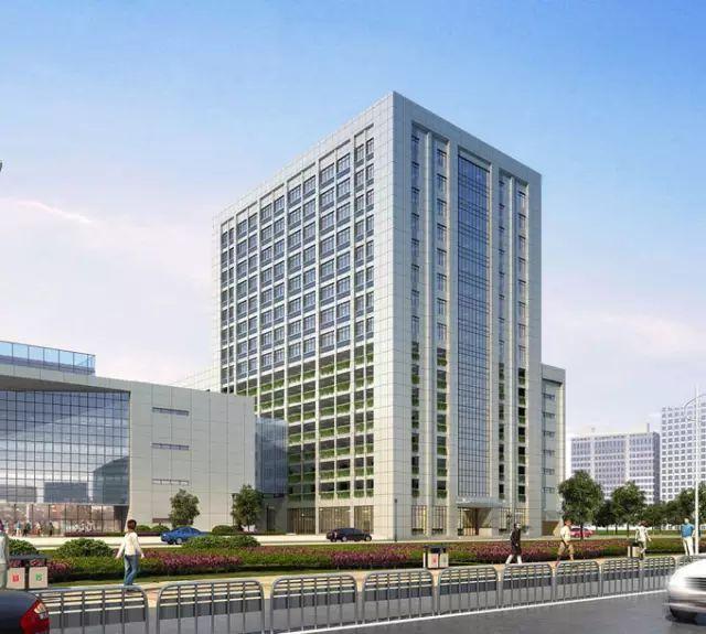 [BIM案例]南通市政务中心北侧停车综合楼项目BIM应用