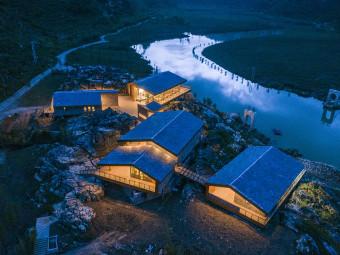 安龙国家山地户外运动公园游客服务中心