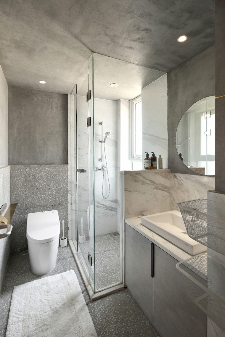 135平方米改造的精装修住宅-1532078115518723