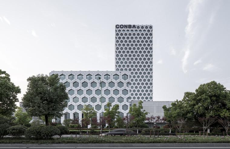 康恩贝生物科技产业发展基地-2