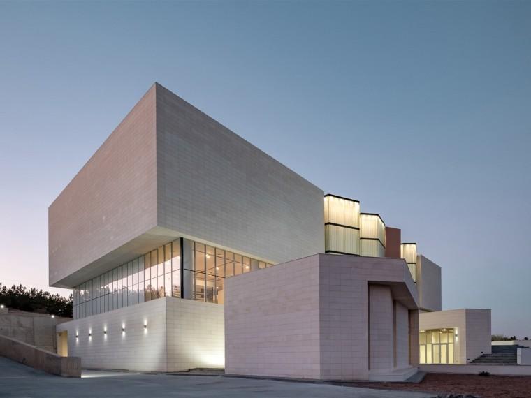 土耳其Hacettepe大学博物馆和生物多样化中心-1