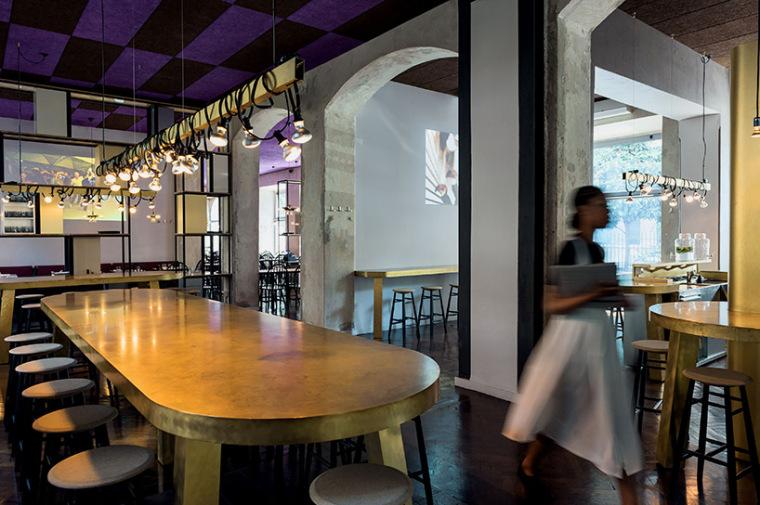 DRYmilano新店——酒吧与餐厅的灵魂合体