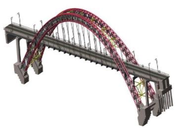 BIM 在桥梁工程施工中的运用,13个应用点全了!