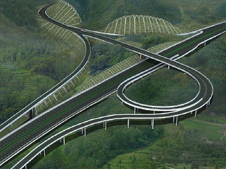 城市道路与立体交叉之立交桥梁