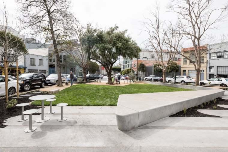 旧金山南公园改造-4