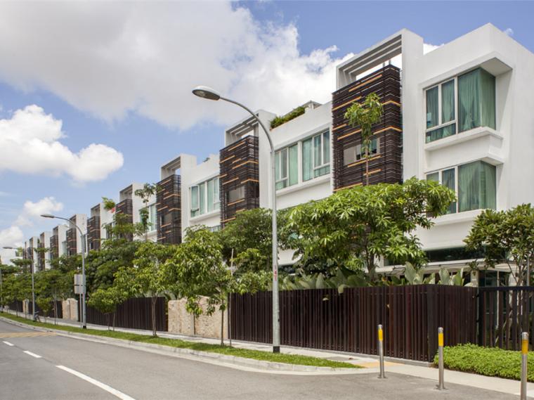 新加坡Cabana住宅区_1