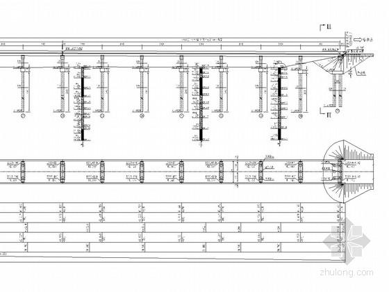 35x20m预应力混凝土连续小箱梁桥改造设计图(70张)
