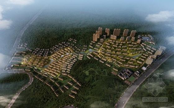 [辽宁]新欧陆风商务区规划方案设计文本(100余张详细方案图 知名地产)