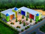 [贵州]2016年钟山镇第二幼儿园建设项目施工招标文件(234页)