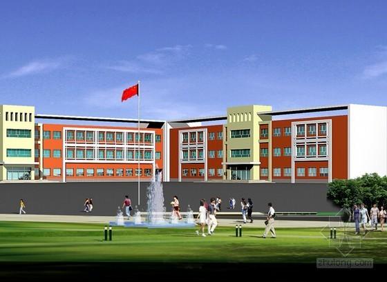 [福州]2015年小学综合楼屋面工程量清单招标控制价(含全套图纸)