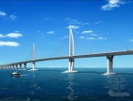 跨海大桥总体设计方案及施工场地布置图92页