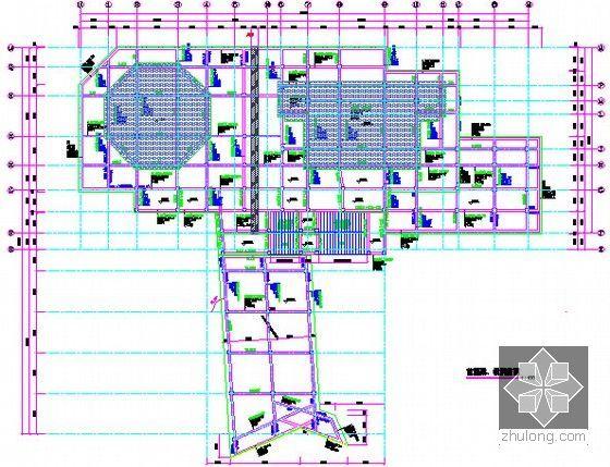 [广东]2015年寺庙建筑及安装工程预算书(附施工图纸软件应用)-图9