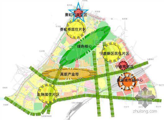 南京某集团赛虹桥商业项目定位顾问报告(2008年)