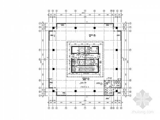 办公楼平面图