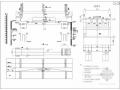 钢筋混凝土板拱桥施工图(知名大院设计)