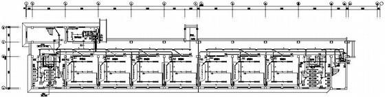 [宁夏]三层小学教学楼工程电气施工图纸