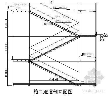 某工程脚手架施工方案(双排落地、双排悬挑式)