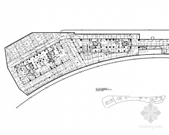 [贵州]高层商住楼小区全套强弱电施工图152张
