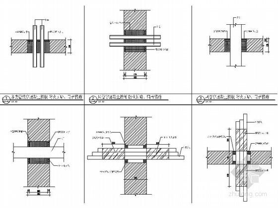 精品国际电影城影厅节点CAD图块下载