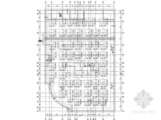 15层框支剪力墙综合楼结构施工图