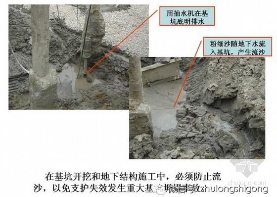 建筑工程土方工程施工工艺流程标准做法