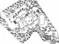 某别墅景观工程种植设计施工图